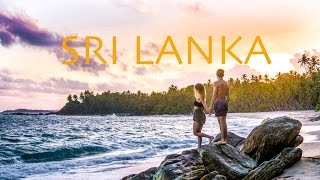 Sri Lanka Trip 2017 - A Journey / Beautiful Places Mavic Sony a6500