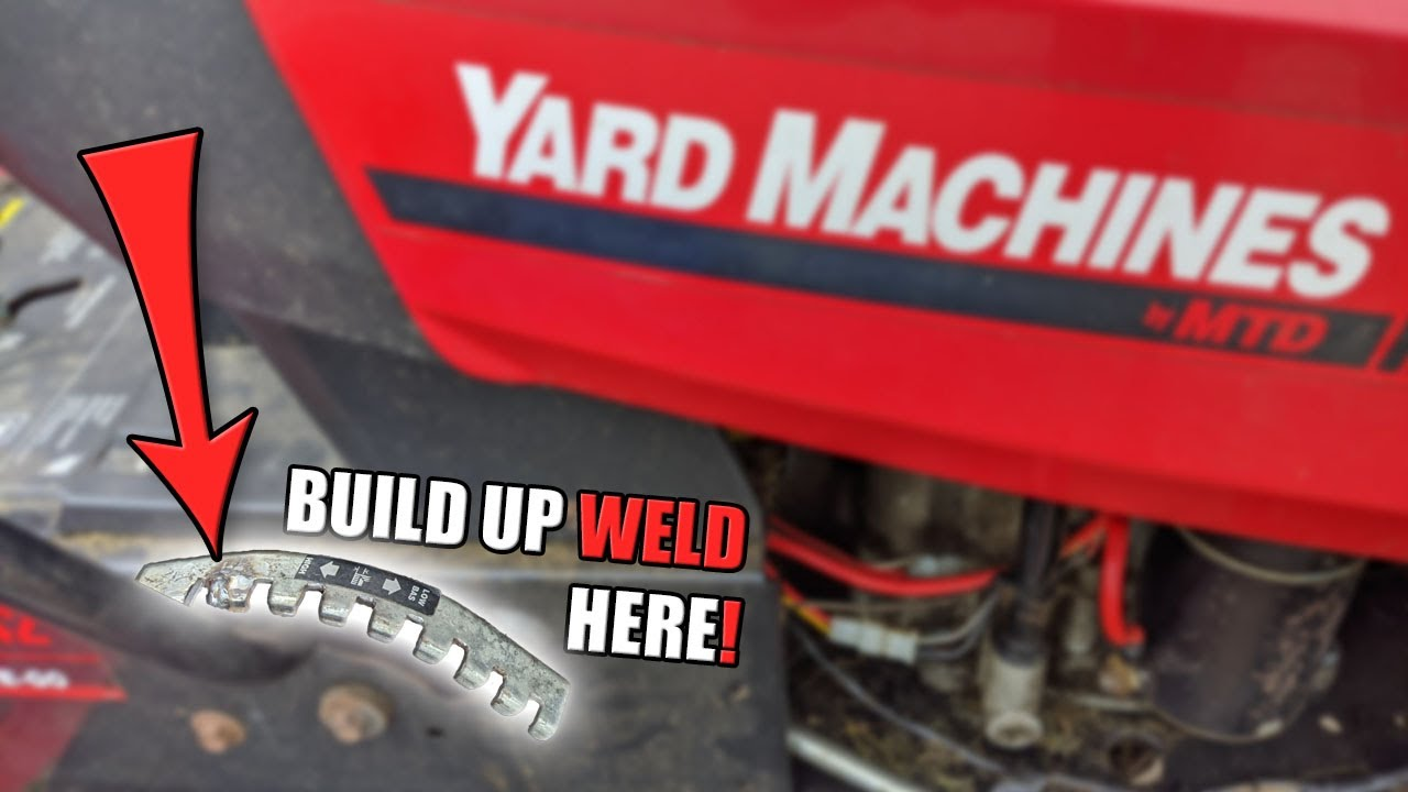 Yard Machines Riding Lawnmower Won't Start - EASY FIX