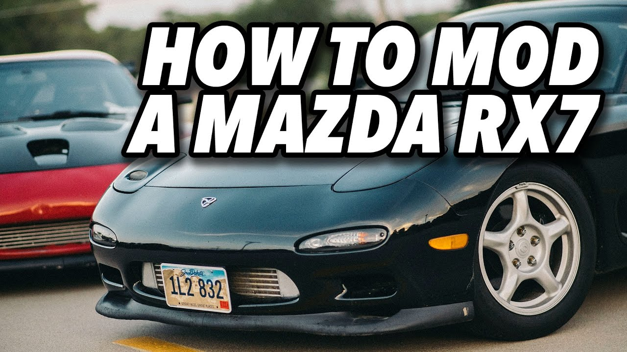 How To Modify An RX7 For Power