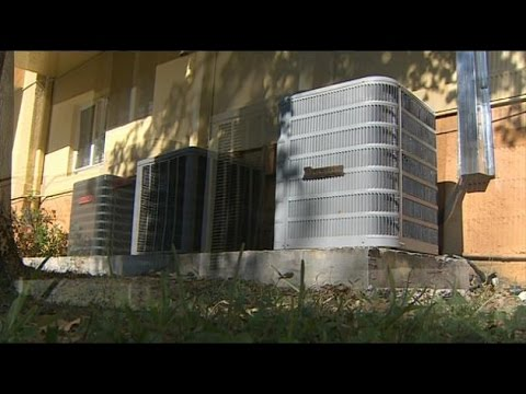Does your landlord have to replace / repair your broken air conditioner ?