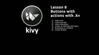 kivy lesson 8 button action with kv