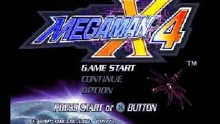 PSX Longplay [030] Mega Man X4