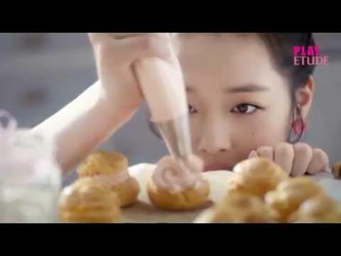 """""""Sweet Recipe"""" - Making Film ~ SHINee & F(x) Sulli And Krystal"""