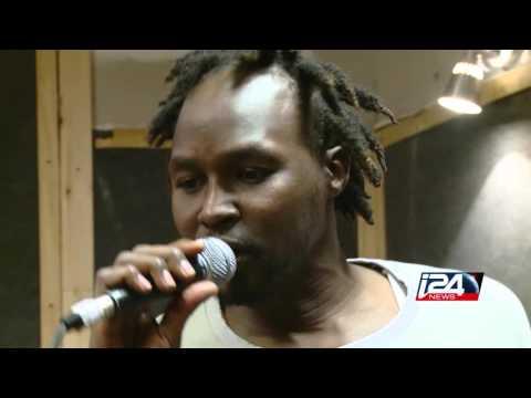 Jah Konda - Sudanese refugee in Israel