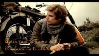 Quién te quiere como yo - Carlos Baute ( Lyrics )