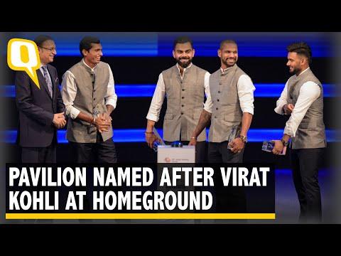 Highlights: Virat Kohli's Pavilion at DDCA as Stadium Renamed After Arun Jaitley | The Quint