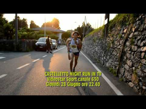 Flash video Castelletto Night Run