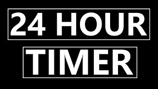 24 Hour Timer That's 24 Hours Long