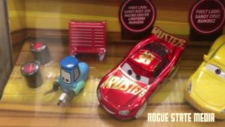 Cars 3 Toys Exclusive First Look Lightning McQueen & Cruz Ramirez