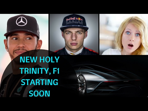AUTOMOTIVE NEWS REPORT AND FORMULA 1 STARTING SOON
