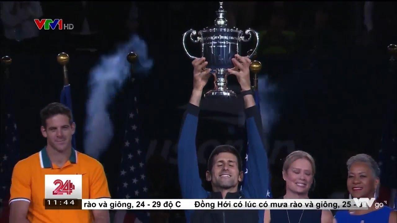 Thể thao tổng hợp ngày 10/9: Giải quần vợt Mỹ mở rộng - Những trận đấu được chờ đợi nhất | VTV24