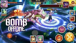 Game China Offline Android Like Pokemon Rpg Hack Slash + Mod Apk