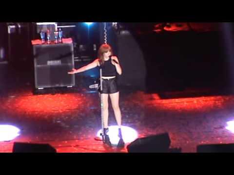Carly Rae Jepsen Live in Manila (Part-I)
