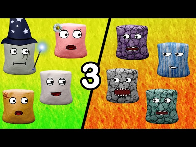 Adventurous Marshmallows Ep 03 - The Zombie Marshmallows