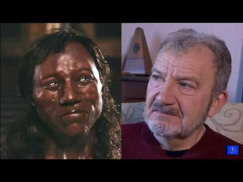 Cheddar man: Britain's black heritage