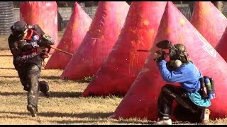 2014 SCPA, Event 1 | Dallas Initiative | South Central Paintball Association