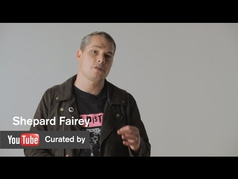 YouTube Curated By Shepard Fairey - MOCAtv - YouTube