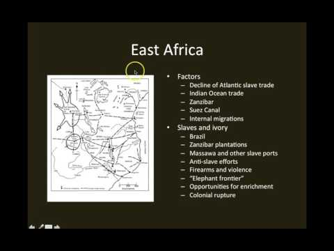 Flagler College HIS 363 Modern Africa: Nineteenth-century East Africa