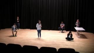 Children of Prisoners Theatre Production