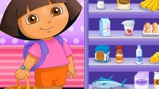 دورا الطباخة ( طبخ دورا للبنات ) العاب كرتون للاطفال 2015