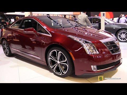 2016 Cadillac ELR - Exterior and Interior Walkaround - 2016 Detroit Auto Show