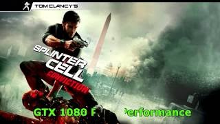 [Splinter Cell Conviction] [PC] [Gigabyte GTX 1080 G1 GAMING 8GB OC] [4k]