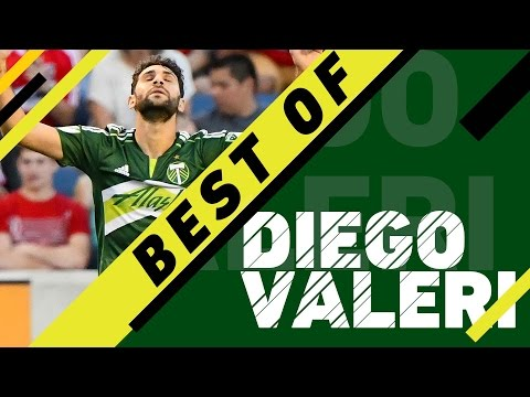 Diego Valeri Best Goals, Highlights, Skills