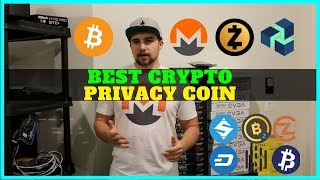 What is the Best Cryptocurrency Privacy Coin to Invest in? XMR vs ZEC vs ZEN vs BTCP