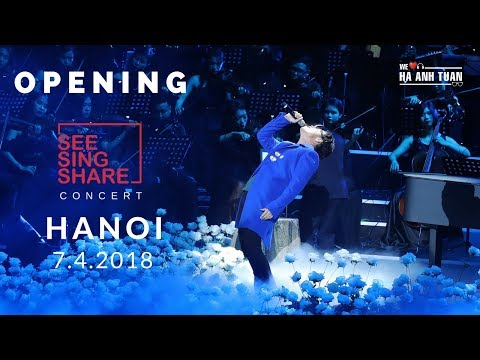[SSS CONCERT] ROMANCE IN HANOI (OPENING) || Hà Anh Tuấn