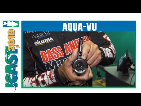 Aqua-Vu HD Underwater Camera with Mark Lassagne | iCast 2019
