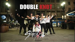 [4K] [KPOP IN PUBLIC] Stray Kids (스트레이 키즈) - Double Knot | Dance Cover by miXx
