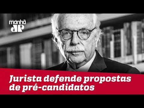 Modesto Carvalhosa Lança Livro E Defende Propostas Por Parte De Pré-candidatos à Presidência