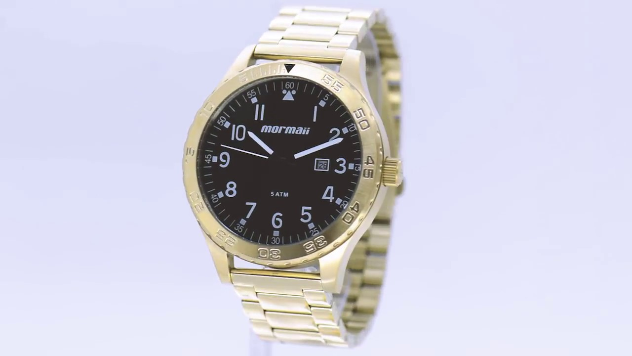 859b04c349e Relógio Mormaii Masculino Flip MO2115AN 4P - Eclock. Eclock Relógios
