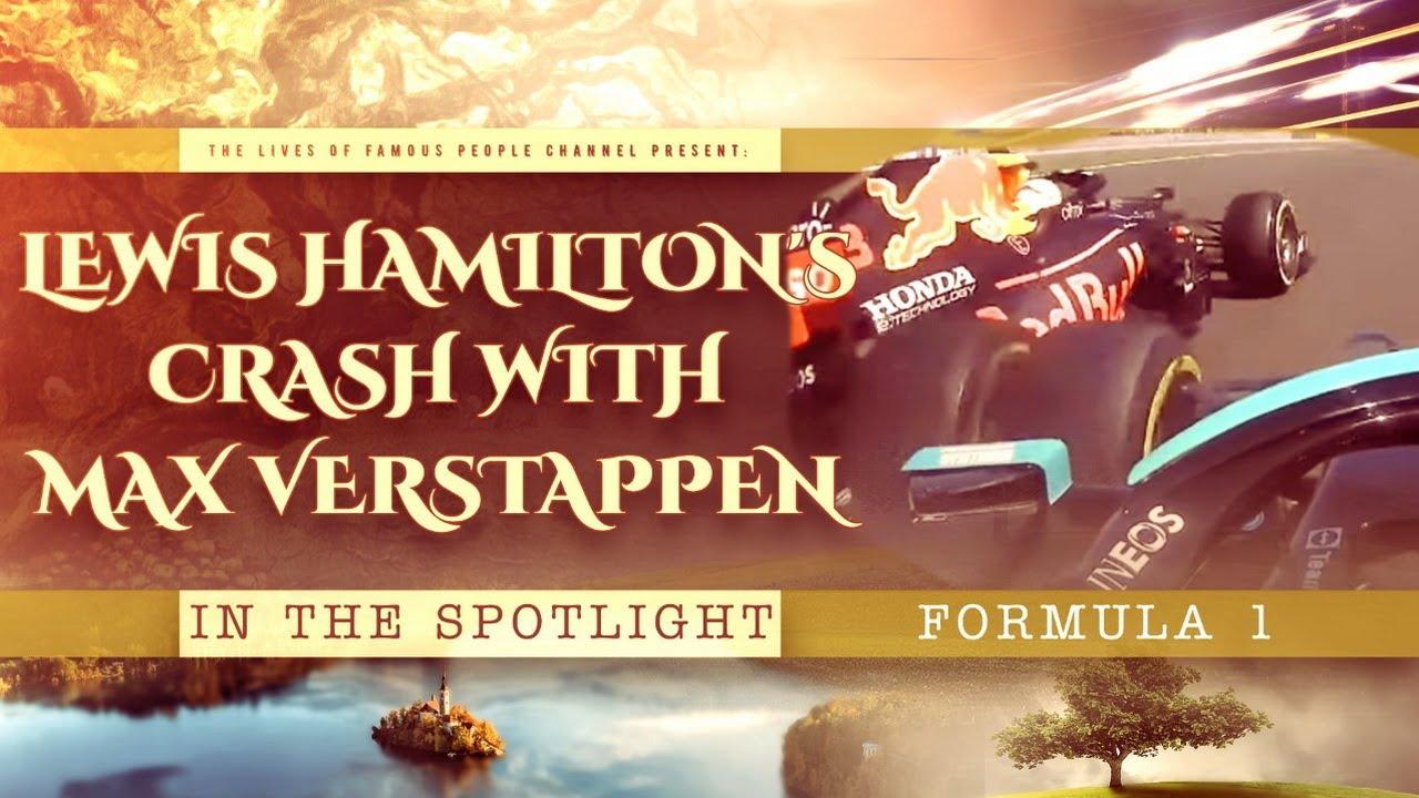 Hamilton: Verstappen didn't leave me enough F1 racing space