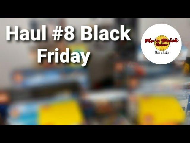 Haul #8 Black Friday