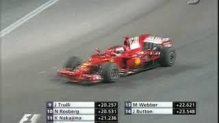 GP Singapur 2008| Carrera completa|