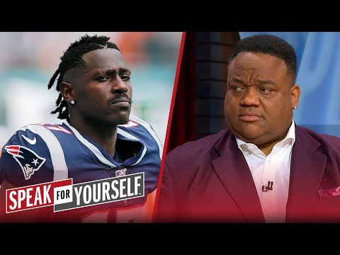 Whitlock and Wiley react to the Patriots releasing Antonio Brown | NFL | SPEAK FOR YOURSELF