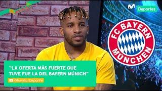 Al Ángulo: Jefferson Farfán cuenta la oferta que tuvo del Bayern Munich y Valencia | ENTREVISTA
