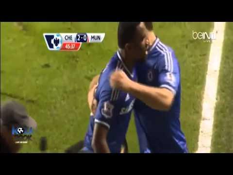 Chelsea vs Manchester United 2014 3-1 Chelsea vs Man United 3 1 Goals & HighLights 19 01 2014 HD