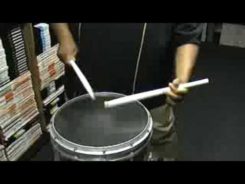 Marching Snare Drum Solo - Memphis Drum Shop - Isiah Rowser