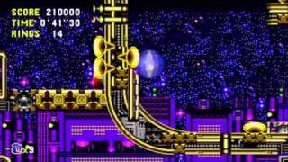 Sonic CD (XBLA) - Gameplay