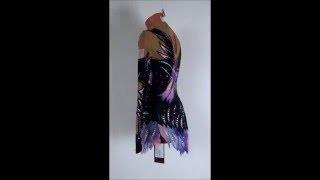 видео платья для выступлений по фигурному катанию