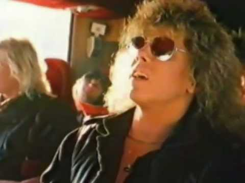 Joey Tempest (EUROPE) - In My Time