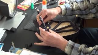 ペーパークラフト グランドピアノ Papercraft Grand Piano