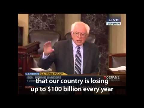 Bernie Was Right to Oppose the Panama Free Trade Agreement