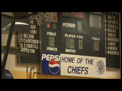 Nov 15, 2019 Metlakatla vs Schoenbar Middle School Girls Basketball B-Team