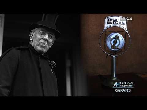 Woodrow Wilson 1923 Radio Address - Armistice Day