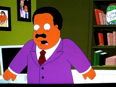 "University of Delaware on ""The Cleveland Show"""