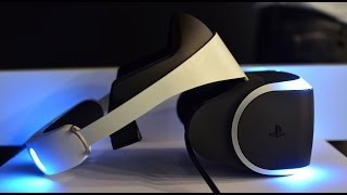 GDC 2014: 9 Sony Morpheus PS4 VR Headset Reactions