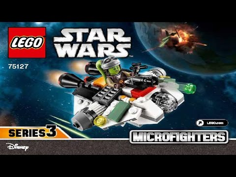 The Ghost 75127 LEGO STAR WARS - Brand New in Box Microfighters Series